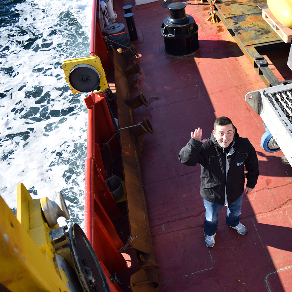 Passive Acoustic Monitoring and Subsea Pipeline Inspection in Halifax, NS