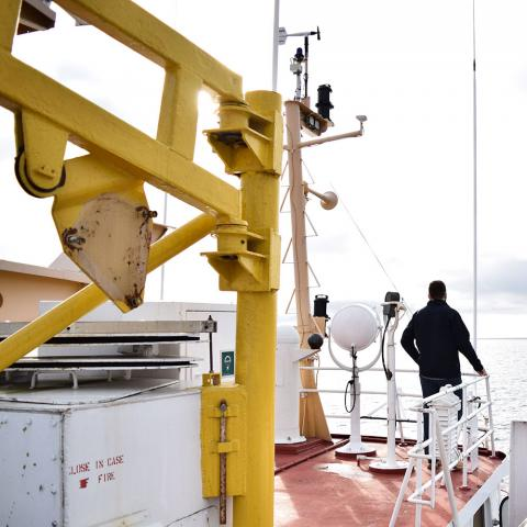 Turbulent Research Passive Acoustic Monitoring