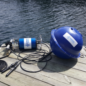 Turbulent Research Passive Acoustic Monitoring TR-FLOAT